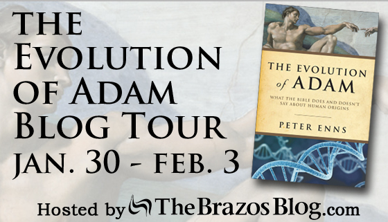 Evolution of Adam book tour